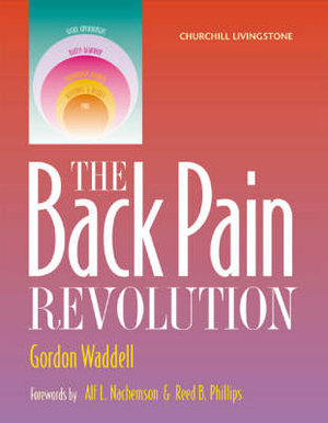 Cover of The Back Pain Revolution