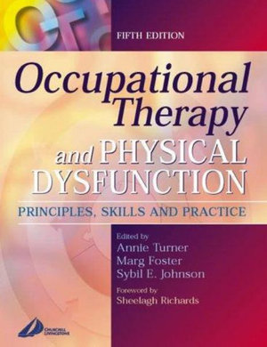 Cover of Occupational Therapy and Physical Dysfunction