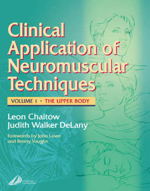 Cover of Clinical application of neuromuscular techniques