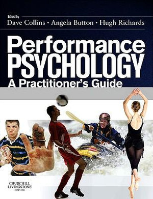 Cover of Performance Psychology