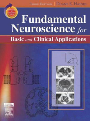 Cover of Fundamental Neuroscience for Basic and Clinical Applications