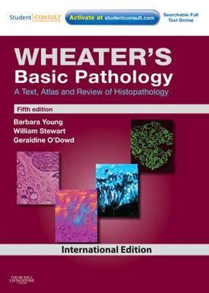 Cover of Wheater's Basic Pathology