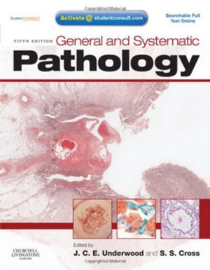 Cover of General and Systematic Pathology