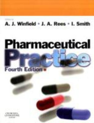 Cover of Pharmaceutical Practice