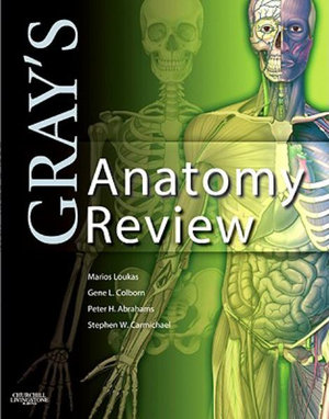Cover of Gray's Anatomy Review