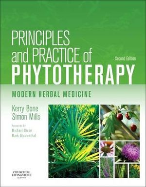 Cover of Principles and Practice of Phytotherapy