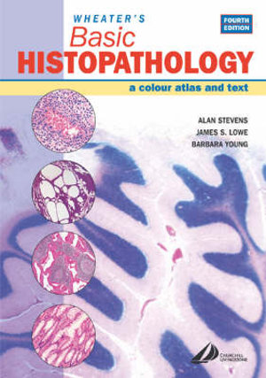 Cover of Wheater's Basic Histopathology