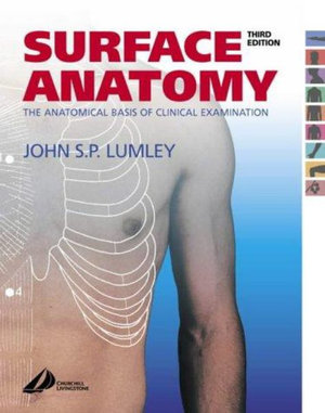 Cover of Surface Anatomy