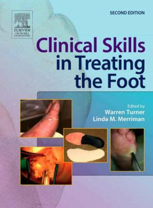 Cover of Clinical Skills in Treating the Foot