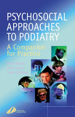 Cover of Psychosocial Approaches to Podiatry