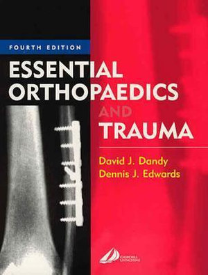 Cover of Essential orthopaedics and trauma