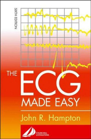 Cover of The ECG Made Easy
