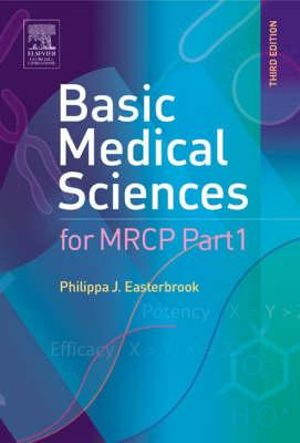 Cover of Basic Medical Sciences for MRCP