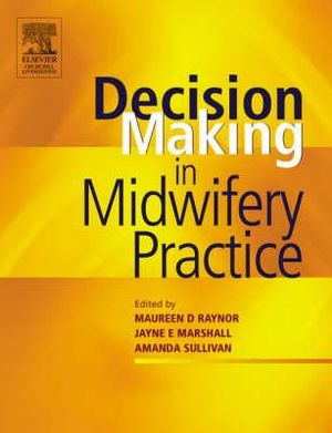 Cover of Decision Making in Midwifery Practice