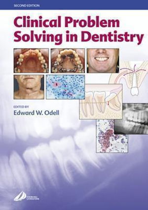 Cover of Clinical Problem Solving in Dentistry