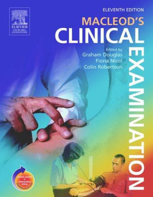 Cover of Macleod's Clinical Examination