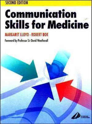 Cover of Communication Skills for Medicine
