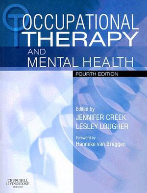 Cover of Occupational Therapy and Mental Health