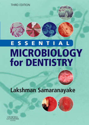 Cover of Essential Microbiology for Dentistry
