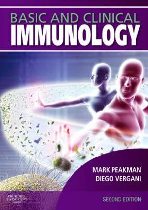Cover of Basic and Clinical Immunology