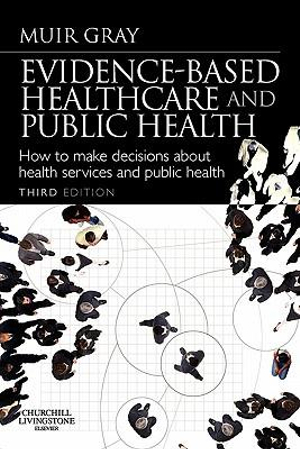 Cover of Evidence-Based Health Care and Public Health