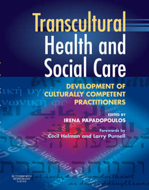 Cover of Transcultural Health and Social Care