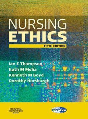 Cover of Nursing Ethics