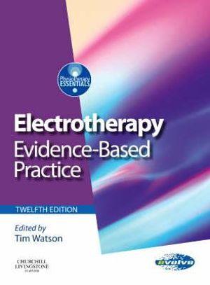 Cover of Electrotherapy