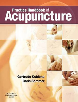 Cover of Practice Handbook of Acupuncture