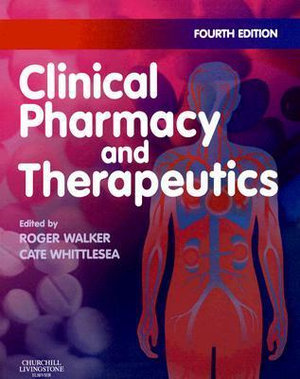Cover of Clinical Pharmacy and Therapeutics