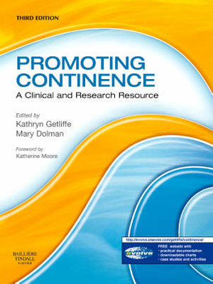 Cover of Promoting Continence