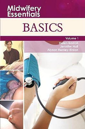 Cover of Midwifery Essentials - Basics