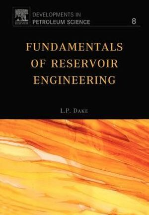 Cover of Fundamentals of Reservoir Engineering