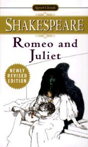 Cover of The Tragedy of Romeo and Juliet