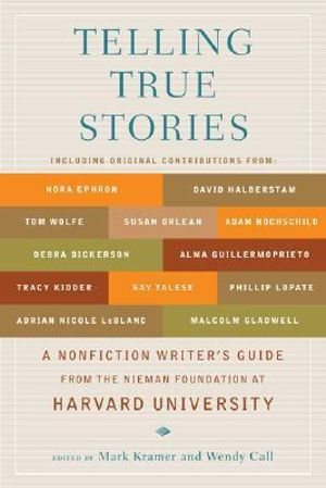Cover of Telling True Stories