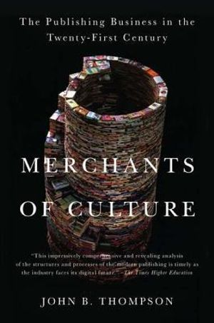 Cover of Merchants of Culture