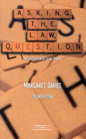 Cover of Asking the law question