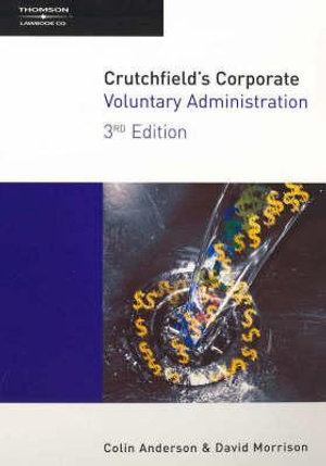 Cover of Crutchfield's Corporate Voluntary Administration