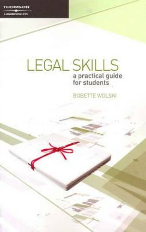 Cover of Legal Skills