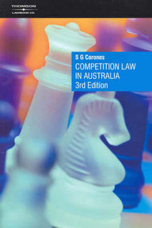 Cover of Competition Law in Australia