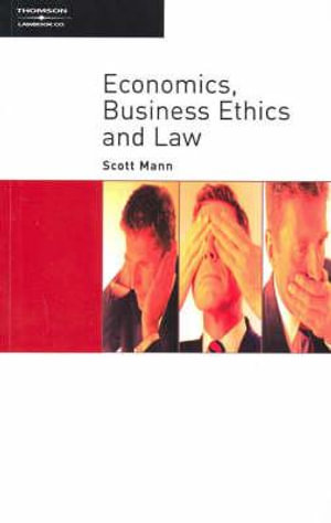 Cover of Economics, Business Ethics and Law