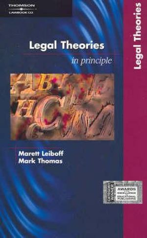 Cover of Legal Theories