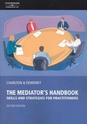Cover of The Mediator's Handbook