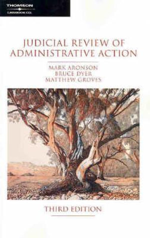 Cover of Judicial Review of Administrative Action