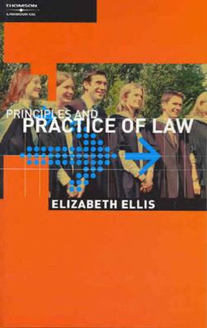 Cover of Principles and Practice of Law