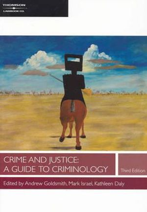 Cover of Crime and Justice