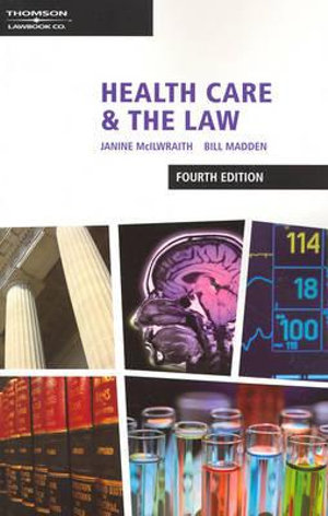 Cover of Health Care and the Law