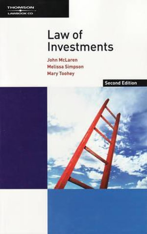 Cover of Law of Investments