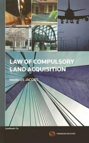 Cover of Law of Compulsory Land Acquisition