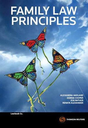 Cover of Family Law Principles